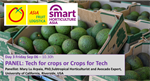 Tech for Crops or Crops for Tech?