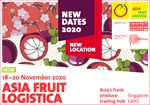 ASIA FRUIT LOGISTICA reschedules to November